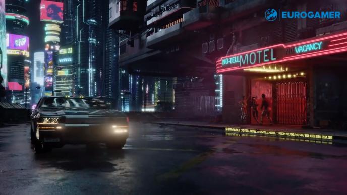 《赛博朋克2077》可能还是会有多人模式?