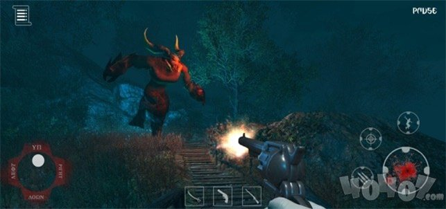 《可怕的森林狩猎生存》游戏特色图片