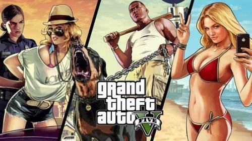 Steam周销量排行:《GTA5》重回榜首 《缺氧》挤进前五