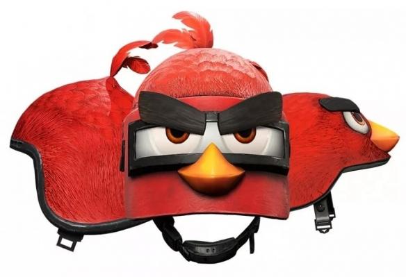 《和平精英》联动《愤怒的小鸟》全新道具外观欣赏