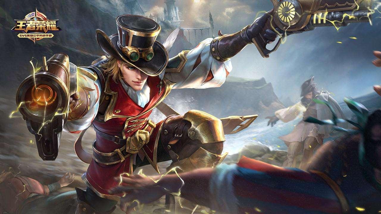 《王者荣耀》马可波罗又增强了 快用他来轻松上分!