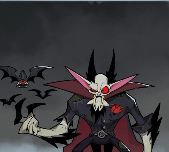 月圆之夜吸血鬼领主故事剧情与攻略