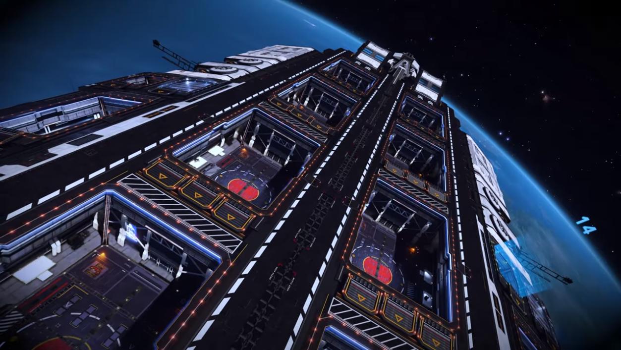 """《精英:危机四伏》的大更新""""舰队搬运者""""揭示更多细节和发布日期"""