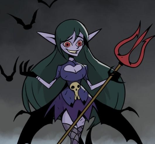 月圆之夜魔女怎么打 魔女故事剧情