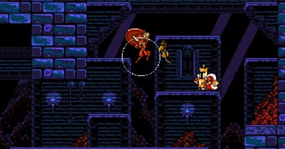 《铲子骑士》新DLC将在12月发布 卡皇和对战模式即将到来