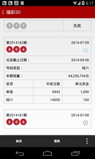 梦想彩票app截图