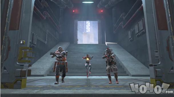 《Apex英雄》开启新活动虚空行者,传送门和恶灵新皮肤上线