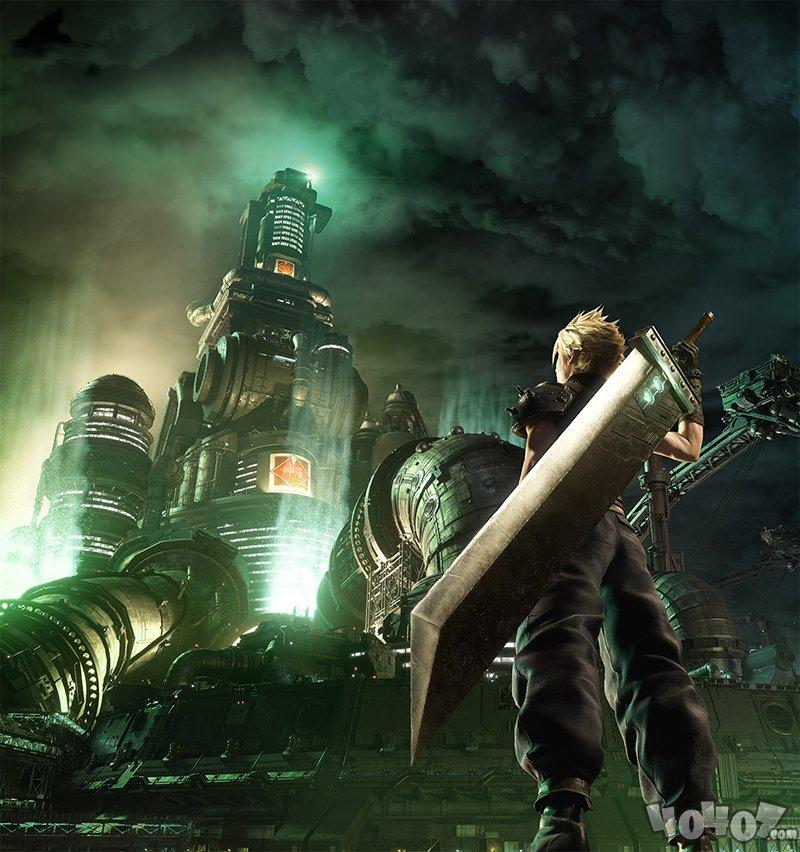 《最终幻想7》重制版著名场景公布,良心十足的经典再现