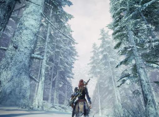 Capcom公布《怪物猎人:世界》后续更新计划,将与《地平线》联动