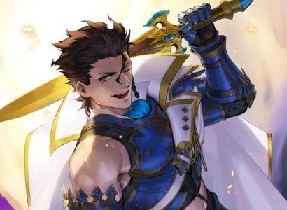 Fgo国服未来新卡剑刷评测:这个男人有两把刷子,手感不错的四星绿卡单体剑!
