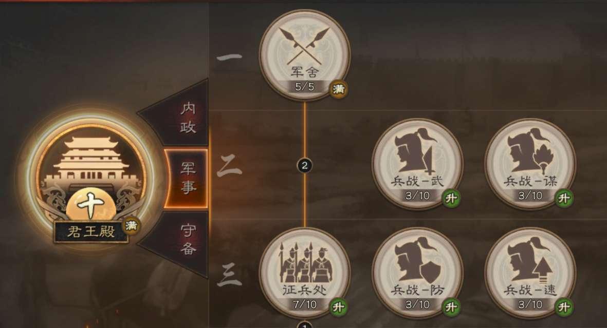 《三国志战略版》各建筑详解攻略 建筑有什么用怎么升级