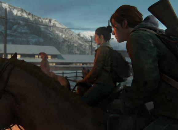 《最后的生还者2》公布发售时间,游戏将充满愤怒和冷酷