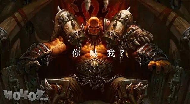 《魔兽世界》8.2.5萨鲁法尔之死 萨鲁法尔掰开筷子,希女王逃走