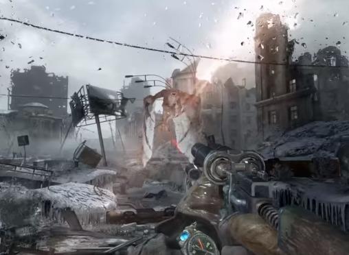 """地铁2033和""""所有东西""""都可在Epic上免费领取了"""