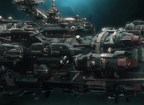 第二銀河打造專屬艦船 開啟浩浩瀚宇宙之旅