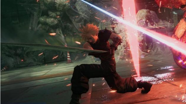 最终幻想7重制版 会让玩家自选玩法 更容易上手 经典战斗模式