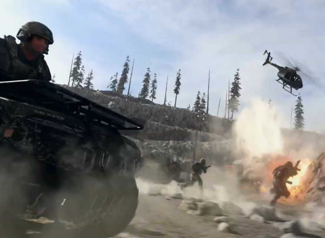 使命召唤现代战争PC版面世在即 4K超清帧率不限享受极限游戏体验