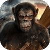 猿的生活丛林生存