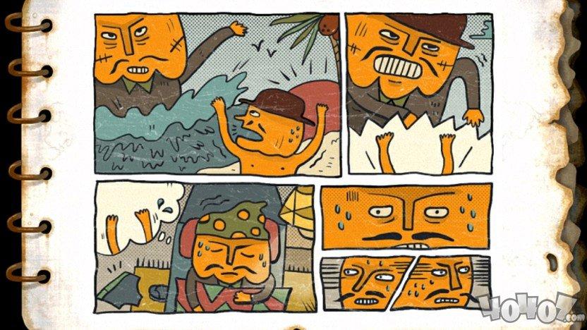 《南瓜先生大冒险》完整图文攻略合集