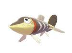 《宝可梦剑盾》伽勒尔全精灵图鉴 刺梭鱼