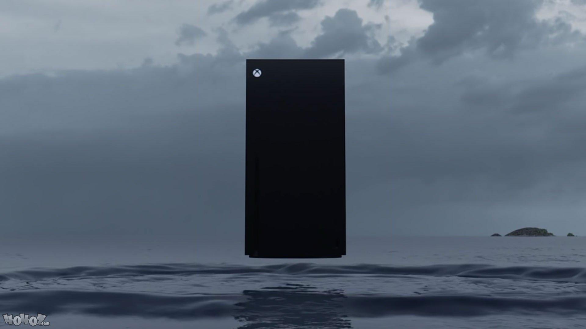 "Xbox新主机""X系列 SERIES X""机能前瞻,已有效果演示"