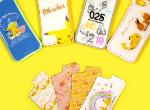 宝可梦系列超绝可爱手机壳发售
