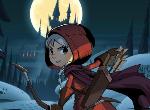 月圆之夜小红帽日记刷金攻略 游侠刷祝福攻略