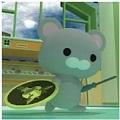 小逃生老鼠的黑暗飞跃