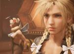 《最终幻想7:重制版》新预告片公开:女装克劳德登场