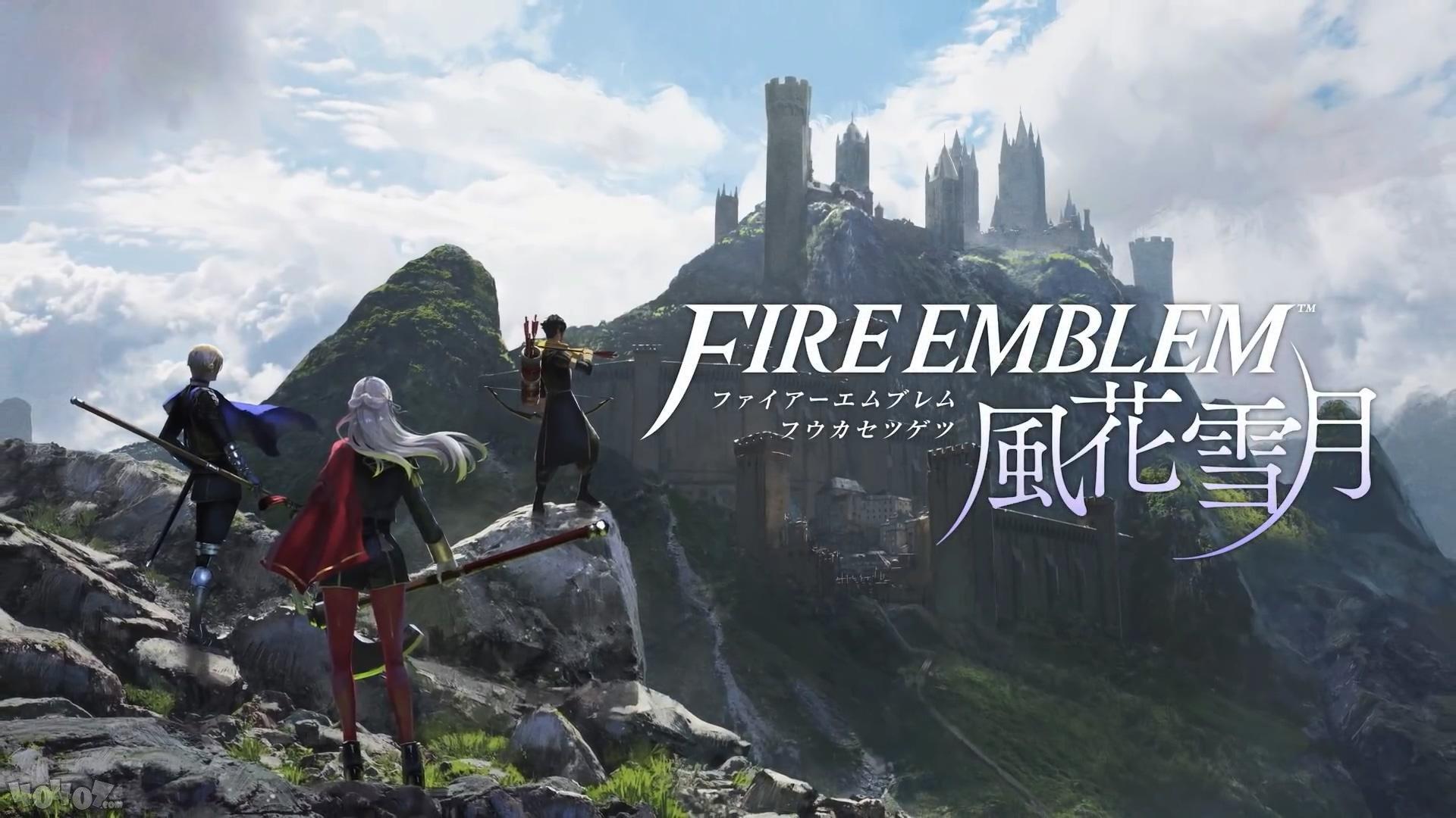 《火焰纹章:风花雪月》DLC公布新情报 新学级、兵种与角色