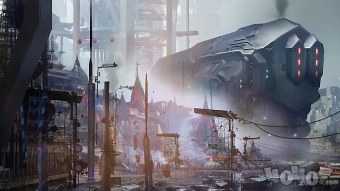 Bioware前编剧加入前同事掌舵新公司,将制作剧情类科幻RPG