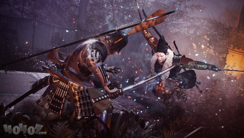 仁王2最终测试2月28日开启 游戏不跳票发售