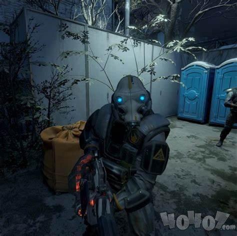《半衰期:Alyx》定下发售日期,充满VR相关元素