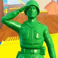 玩具大兵塑料大战