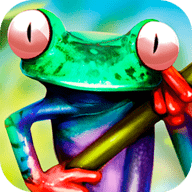 雨林青蛙生存模拟