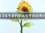 QQ飞车向阳而生手杖怎么获得 免费永久手杖获取方法