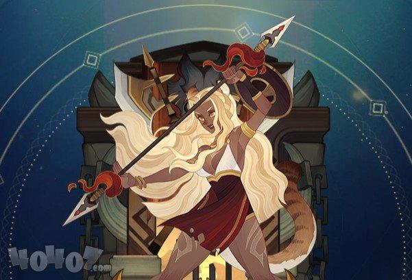 剑与远征安丹德拉专武值得升吗 豹女不屈武装升多少最好