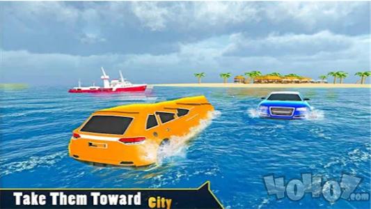水上漂流豪华轿车安卓版下载-水上漂流豪华轿车手游下载v1.0-40407游戏网