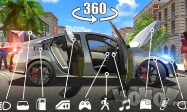 汽车模拟器城市驾驶游戏下载-汽车模拟器城市驾驶安卓版下载v1.1.0-40407游戏网