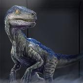 恐怖的恐龙