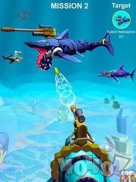 侏罗纪海上袭击