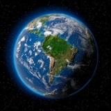 地球气象呈现仪