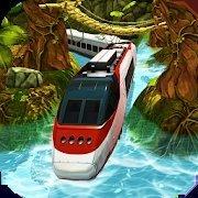 水冲浪子弹头火车