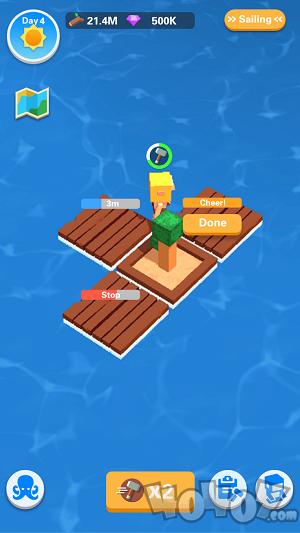 边锋网络休闲游戏出海佳作《Idle Arks》:在自由海岛找到心灵归乡