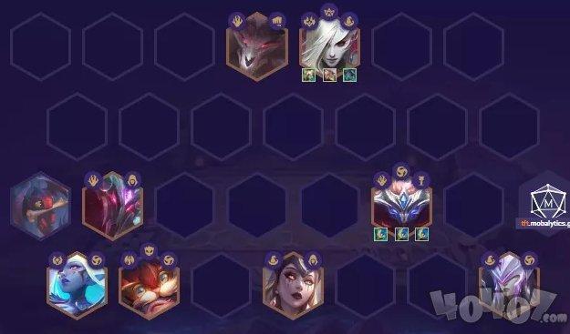 云顶之弈11.12魔女艾翁阵容怎么玩 魔女艾翁阵容搭配技巧