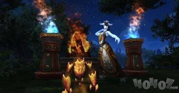 魔兽世界怀旧服火焰节怎么刷钱刷金 火焰节boss打法攻略
