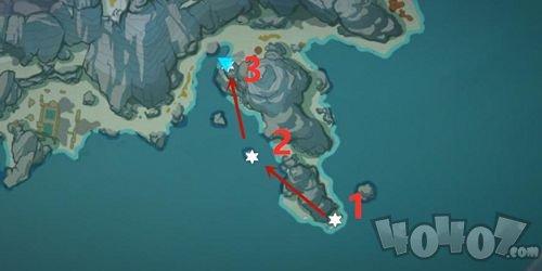 原神广海的守望怎么过 广海的守望任务图文流程攻略